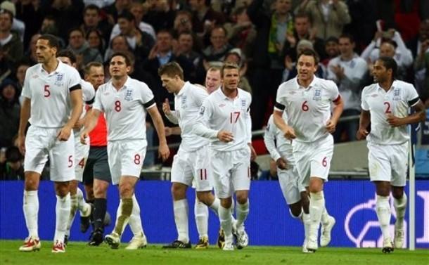 イングランド代表 イングランド代表メンバー |参加チーム | 2010 World Cup 情報