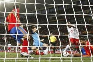 スペイン対スイス