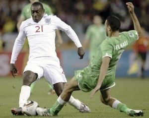 イングランド対アルジェリア