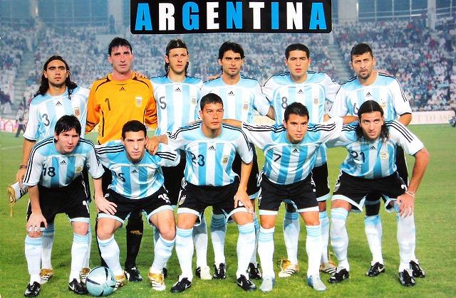 アルゼンチン代表メンバー |参加...