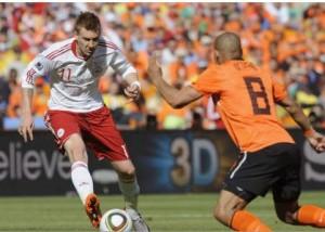 オランダ対デンマーク