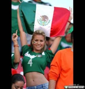 メキシコ代表サポーター