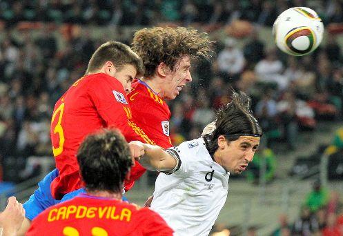 ドイツ対スペイン -準決勝-