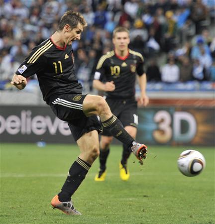 アルゼンチン対ドイツ -準々決勝-